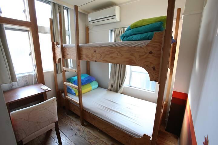 Momiji (Twin room) - Yadoya Green