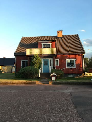 Cozy room for two near Mora city centre