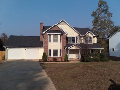 Home away from Home in Mauldin