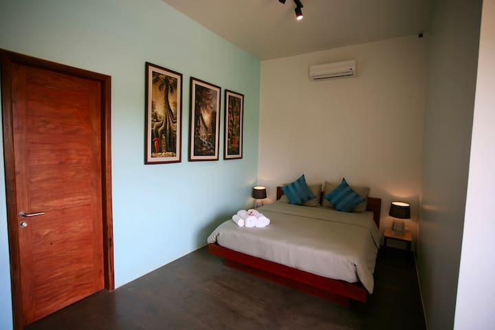 "1st floor ""Bayon"" bedroom"