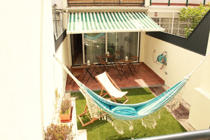 DormBed1 in Nesha Guesthouse Lisbon - Lisboa - Rumah