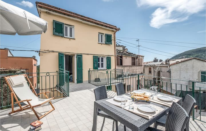 Terraced house with 3 bedrooms on 100m² in Villa Rovereto -GE-