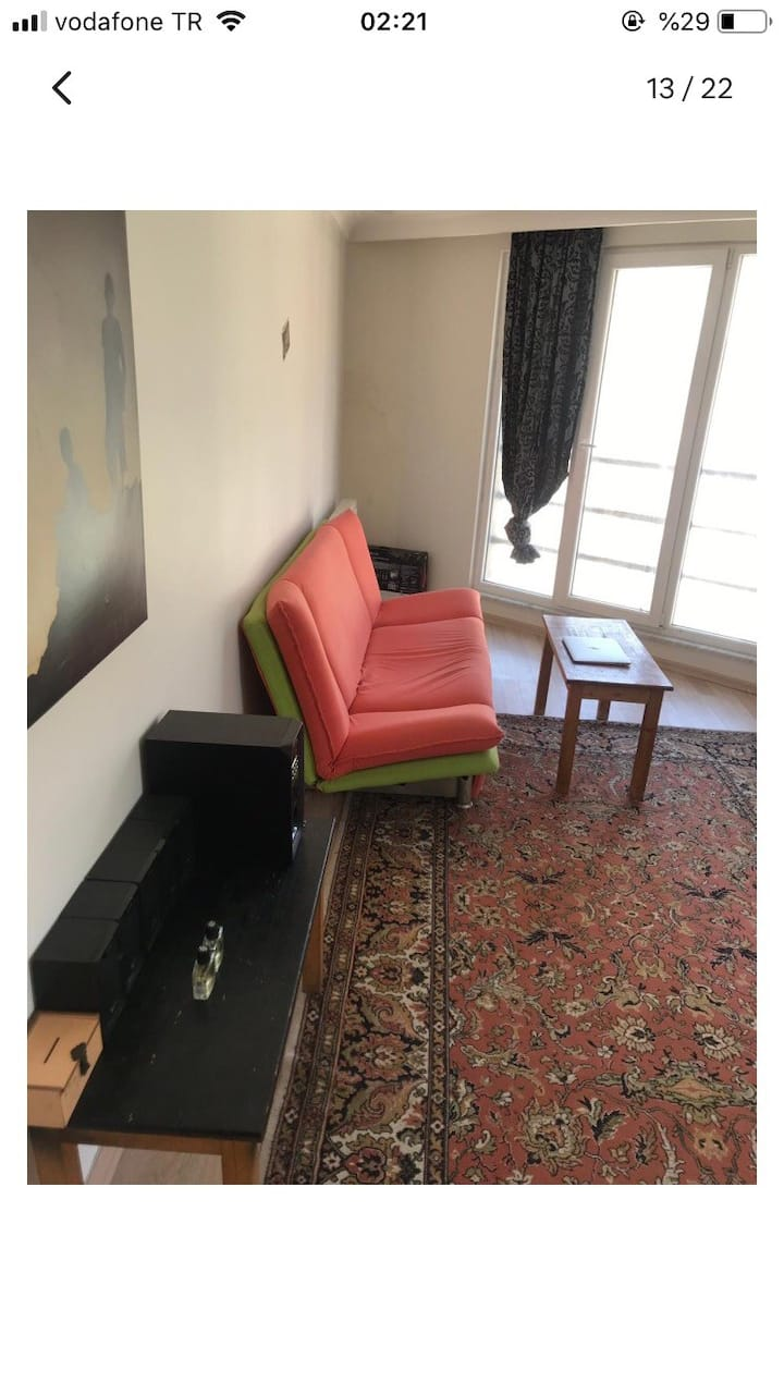 Home sharing. private room andclose to istiklal st