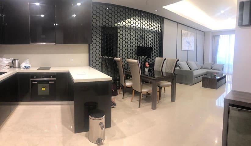 Pondok Indah Residence Exclusive spacious 1 BR apt
