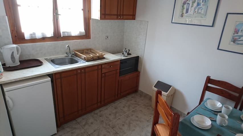Villa Yannis 3 - Roda - Apartment