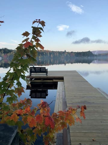 The Lake House on Forest Lake