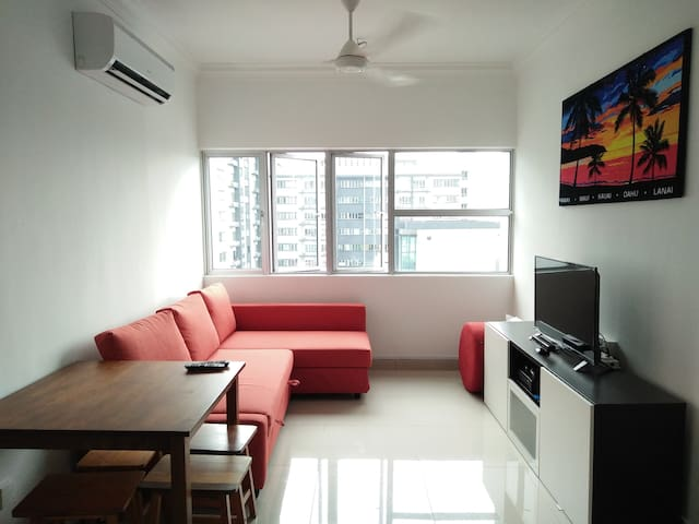 Budget Apartment with KL view
