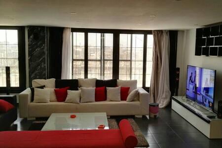Luxurious & Large Modern Penthouse