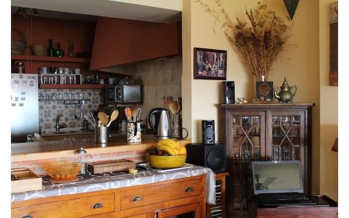 Casa Rural Camino Beturia - Habitacion Mesto