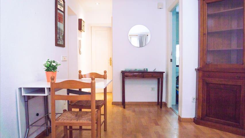 Bonito apartamento en el Barrio del Carmen. - València - Pis
