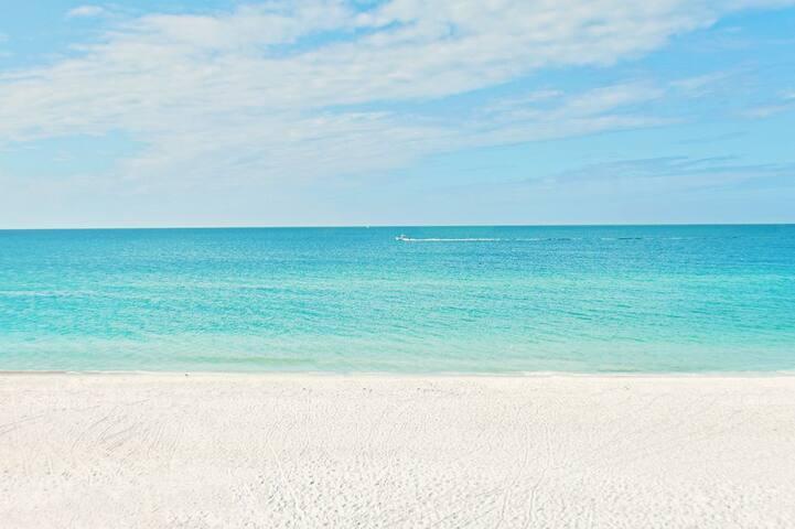 Beachy Paradise