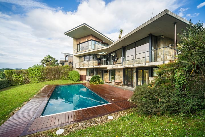 Villa Tadao Ando