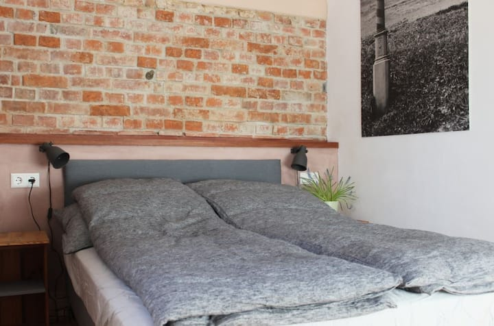 Zur alten Scheune, (Balingen), Ferienwohnung Zur alten Scheune, 40qm, 1 Schlafzimmer, max. 3 Personen