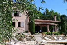 Bastide de la Provence verte, charming guesthouse