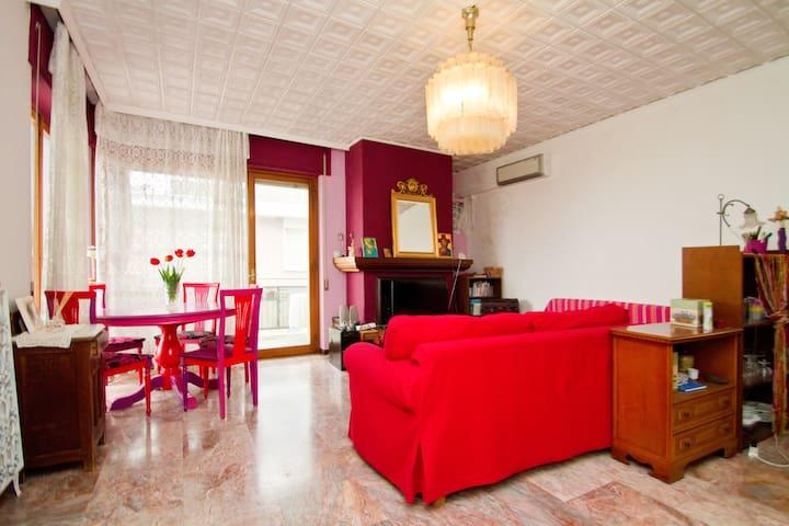 Accogliente e originale, vista mare - Trieste - Appartement