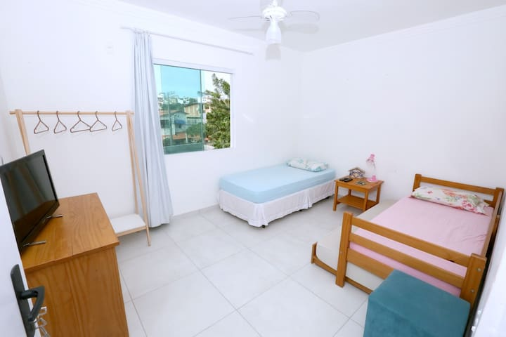 Itapuã, quartos aconchegantes