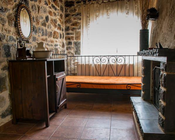 Agrotikon cottage Erato - Αγροτικόν Ερατώ.