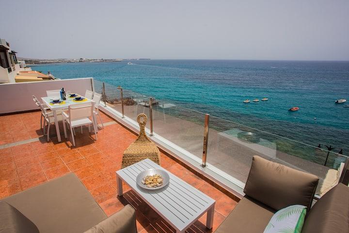 Vista Mar, great terrace and ocean views