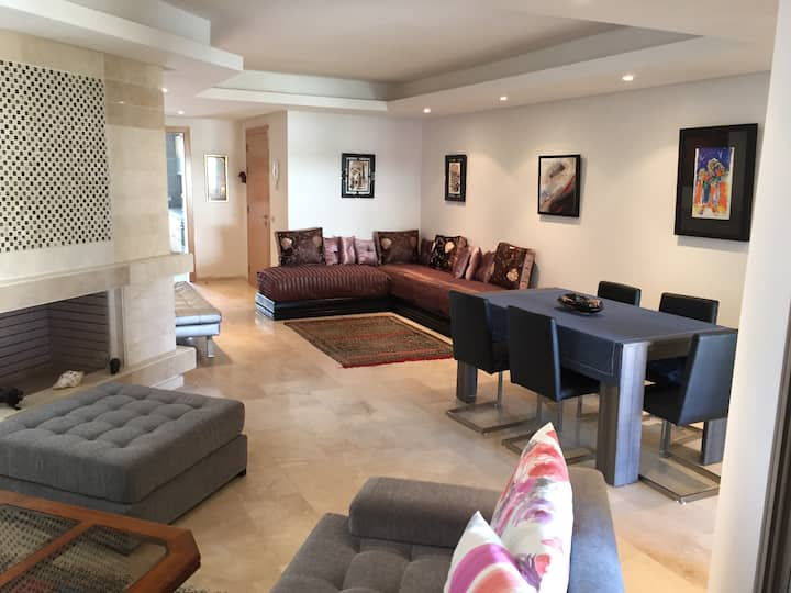 Luxury and comfortable apartment