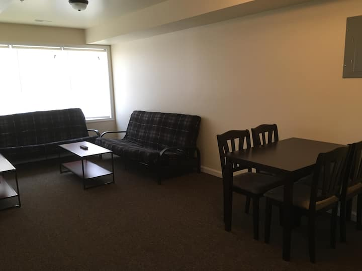 New Construction Two Bedroom Condo Suite King