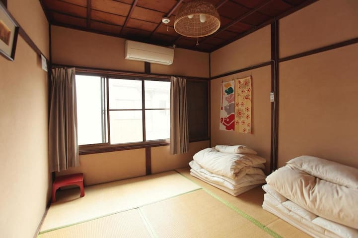 Women's ONLY private room Close to Nara station & Nara park !