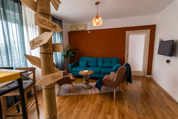 Charming Brutus flat near Old Town