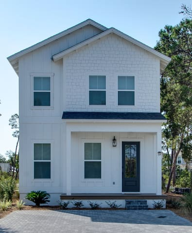 Inlet Ivy Getaway: A Charming Escape to Inlet Beach!