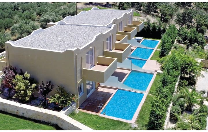 Stunning home in Rethymno Crete with WiFi and 2 Bedrooms