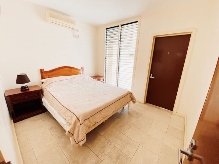 标准客房,可放一张双人床或两张单人床
