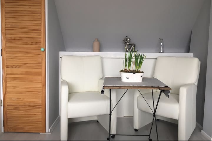 Light&clean private room close to Amsterdam&beach! - Heemstede - Hus