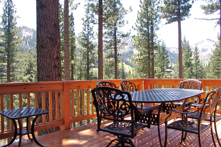 #4 of 4_ Squaw Valley:  Kitchen_W/D_Scenic Deck