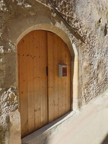 Molières-Cavaillac nature et vieille pierre