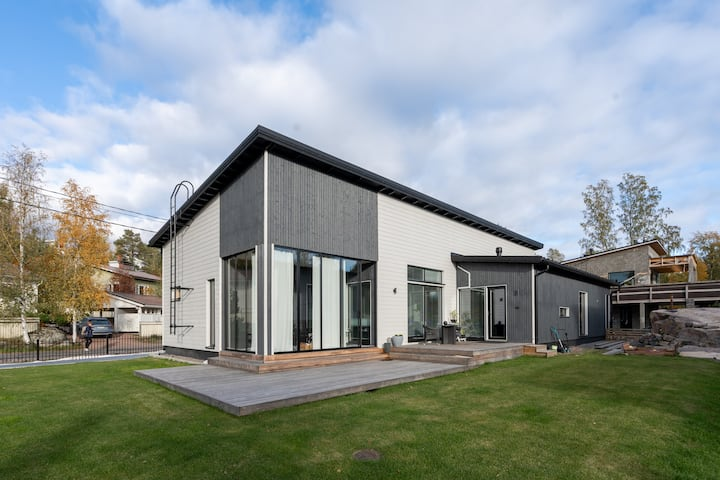 Spacious house with 3 bedrooms and Sauna in Espoo