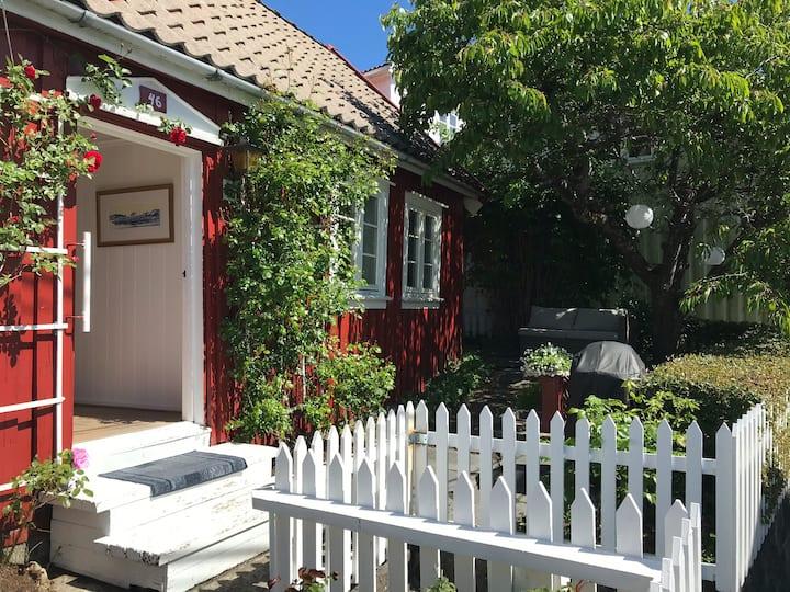 Kragerøs mest sjarmerende og  fotograferte hus?
