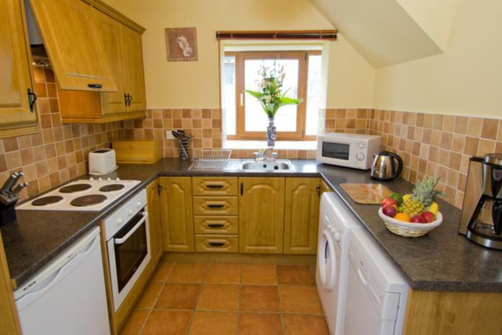 East Clare Golf Village Kitchen