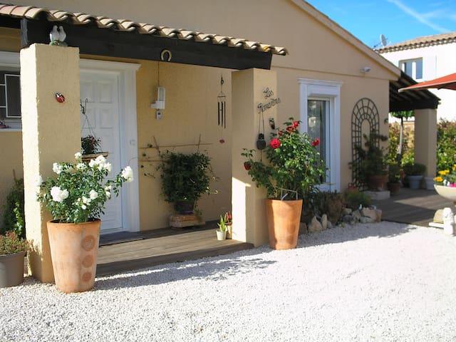 Villa les romarins - Le Cannet-des-Maures