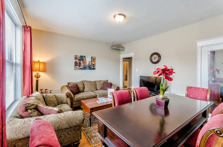 Classy 2Bed1bath by Forest Park, WashU & TheLoop!