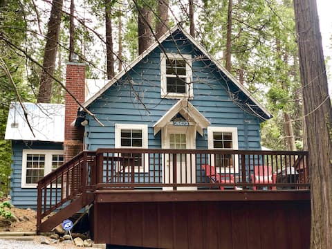 Cozy Cottage near Pinecrest/Dodge Ridge