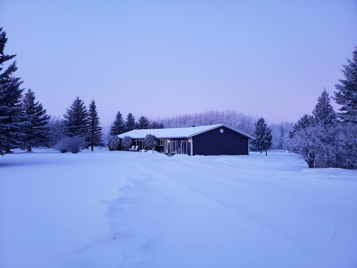 WHOLE HOUSE-SuperCozy Ranch House 2.0❤☀4bdrm+5beds