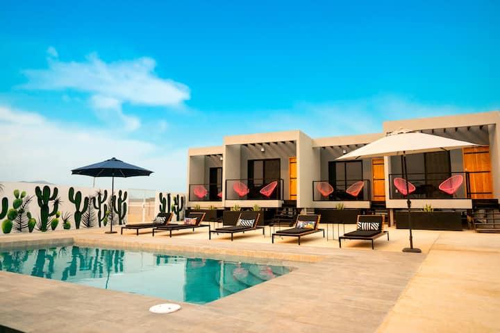 Poolside suite DOS - Casas VV