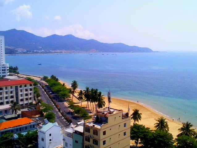 Room and own bathroom on 14th floor - Nha Trang - Appartement