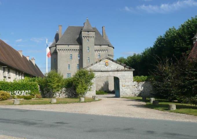 Le Boudoir de la Marquise - Saint-Maixant - House
