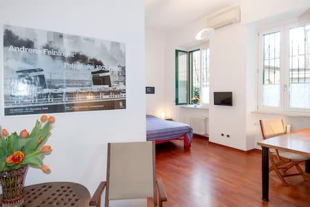 Design studio Milan historic center - Milano - Apartment