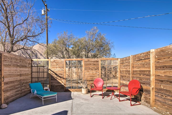 NEW! Palm Springs Casita w/ Mtn Views - Near Dtwn!