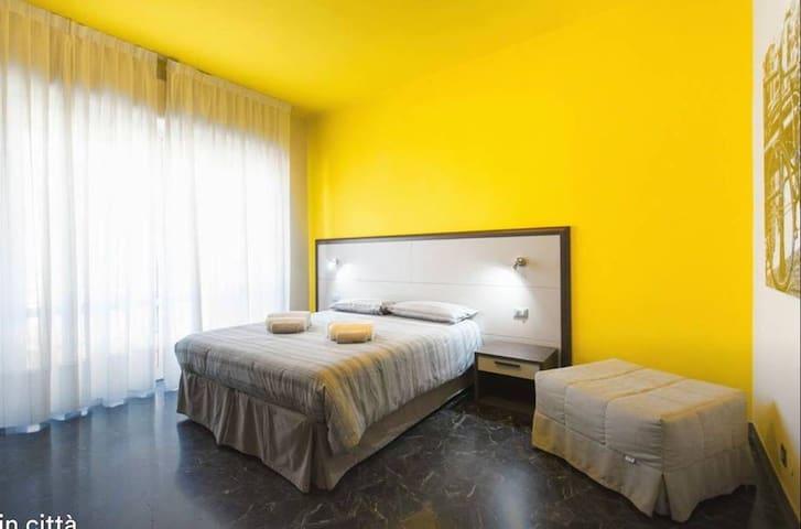 La tranquillità in città 2 - Pavia - Appartamento con trattamento alberghiero