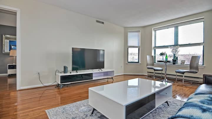Cozy 1BD in Back Bay, perfect staycation!