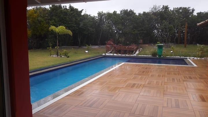 Aluguel de casa no Complexo de Costa de Sauipe.