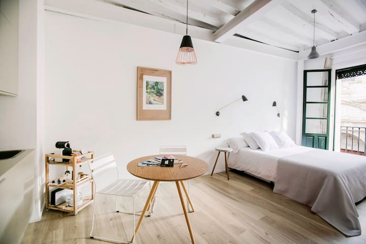 Renovado apartamento de lujo, Old quarter Bilbao 1 - Bilbao