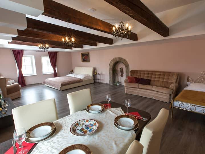 Royal Apartment Mustek, Heart of Prague