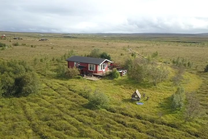 Cabin close to Geysir